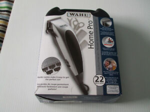 NEW--WAHL HOME PRO HAIRCUTTING KIT