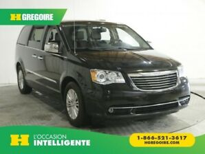 2015 Chrysler Town And Country LIMITED AUTO AC GR ELEC CUIR CAMÉRA DE RECULE