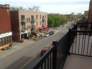 2 L. bedroom (all furnished) in a 7 1/2, 1ST OF JUNE _ Mile-End
