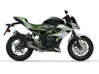 KAWASAKI Z125. A1 MOTORCYCLE 125CC LEARNER LEGAL ,NAKED ,GEARED BIKE