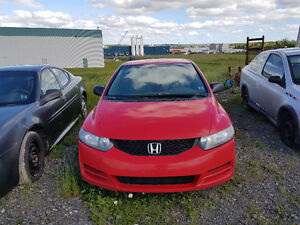 2010 Honda Civic Coupe (2 door)