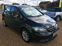 Volkswagen Golf Plus 1.9TDI PD ( 105PS ) 8 Service stamps Cambelt done at 80k