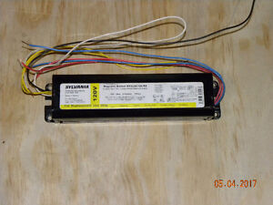9 new T12 fluorescent ballasts
