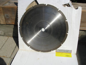 12 inch RESCUE SAW BLADE
