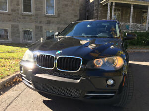 ☺ 2009 BMW X5 xdrive30i ♥ 7 passagers ♥ Full Options !!! ☺