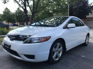 SOLD SOLD SOLD ***** 2008 Honda Civic Certified Sunroof