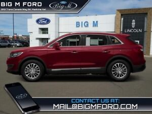 2016 Lincoln MKX Select  - Leather Seats -  Bluetooth - $232.92