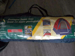ESCORT Tent and  Air Mattress