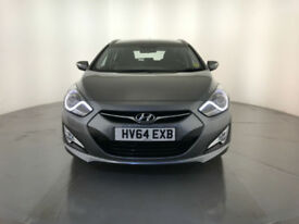 2014 64 HYUNDAI I40 ACTIVE BLUE DRIVE CRDI DIESEL SERVICE HISTORY FINANCE PX