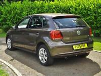 Volkswagen Polo Match 1.4 Dsg 5dr PETROL SEMIAUTOMATIC 2012/12