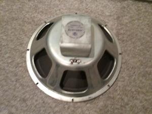 Traynor 15 inch speaker
