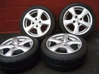 0z Vella Alloy Wheels