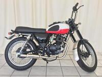 MUTT DESERT RACER 125 LEARNER LEGAL MOTORCYCLE