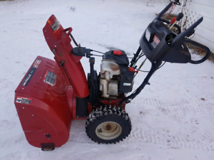 """Craftsman 27"""" 1350 Snowblower Sell or Trade - Amherst"""
