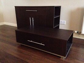 Coffee table and sideboard