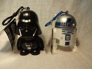 Star Wars Collectible Candy Dispensers