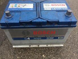 Bosh S4 028 Heavy Duty Car Battery 12v 95ah