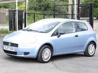Fiat Grande Punto 1.2 Active, Silver, 2007, 6 Month AA Warranty, 1 Years Mot