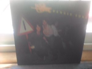 Player-1978 LP RECORD-Danger Zone-LOOK