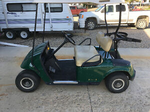 1996 EZGO 36 volt electric golf cart for sale
