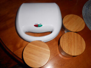 Grilled Cheese/ Sandwich Maker plus