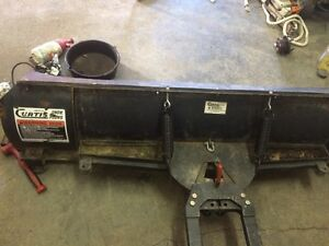 "72"" plow for a utv  REDUCED"
