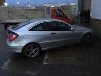 Mercedes c220d spares or repairs running