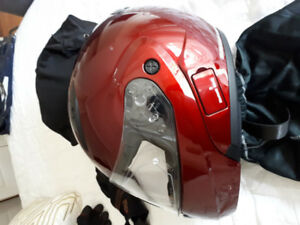 HJC  Motorcycle Helmet - Blue Tooth Ready