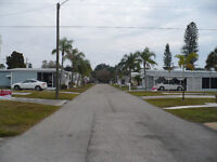 Immaculate mobile home in Marina Resort Florida For Sale
