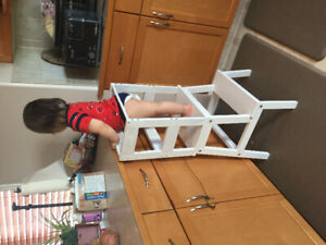Asking $75 for handy learning tower!