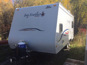 Jay Feather Sport 21ft Camper