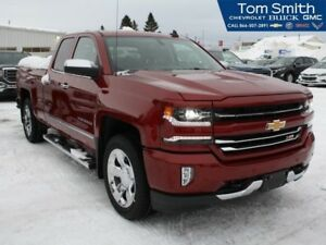 "2018 Chevrolet Silverado 1500 LTZ  LTZ PLUS PKG/6"" CHROME ASSIST"