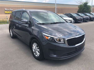 KIA Sedona LX 2017 Minivan by Owner, 8 pass, Rustproof