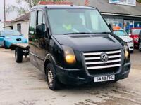 2008 Volkswagen Crafter VW CRAFTER TDI 160PS Double Cab RECOVERY TRUCK CAR TRANS