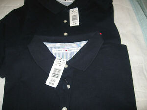 TOMMY HILFIGER POLO  SHIRTS SIZE XL   (2) EACH
