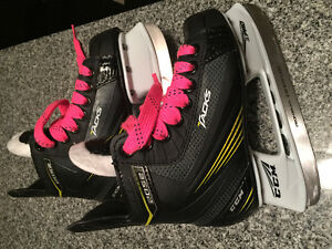 Size 12 kids hockey skates