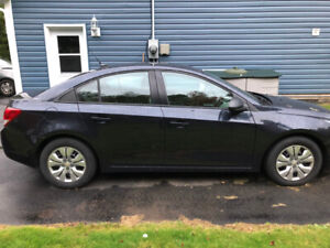 2014 Chevrolet Cruze LS-Low Kms Reduced!!