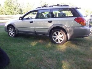 2006 Subaru Legacy Wagon  PRICED TO SELL  REDUCED !!!!