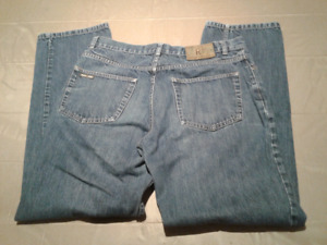 Brand new men's roots jeans