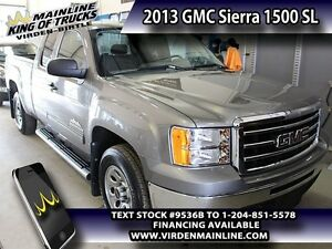 2013 GMC Sierra 1500 SL  - CD/MP3 Player -  Theft Lock - $204.30