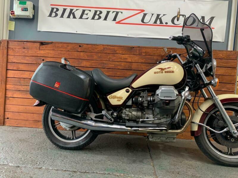 Moto Guzzi California 3 1992 1000CC CRUISER CHOPPER ***BIKEBITZUK***   in  Bradford, West Yorkshire   Gumtree