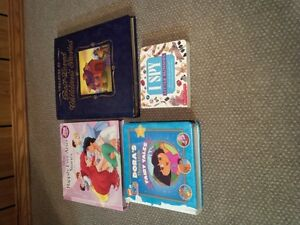 4x Children's Books
