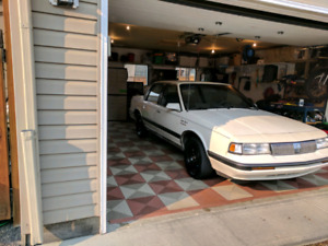 1990 Oldsmobile Cutlass Ciera S (Reduced)