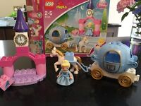 Girl's Disney Cinderella Lego