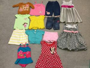 spring/summer clothes size 3T all of them in excellent condition