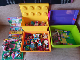 Lego assortment
