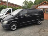 Mercedes-Benz Vito 2.1CDI 113 ( EU5 ) - Long 113CDI black