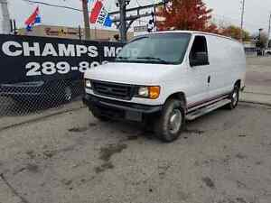 2006 Ford E-250 CARGO VAN Weekly Special