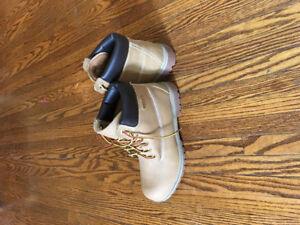 Men's Faux Suede Boots (Never Worn)
