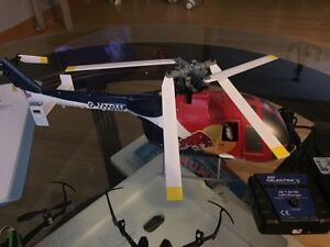 3 Rc helicopters